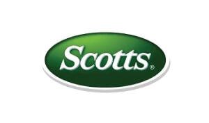 Andy & TJ Married with mics Scott's fertilizer Logo